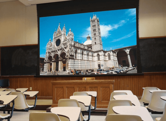 How to Choose a Projector Screen new