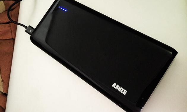 Portable Charger and Spare Batteries