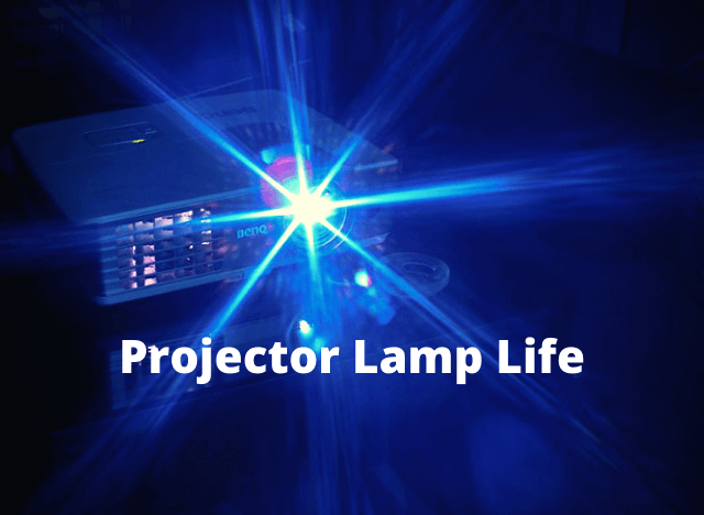 07 Projector Lamp Life 00