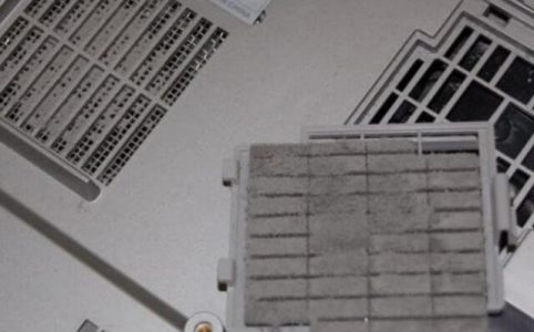 How to Clean a Projector Filter