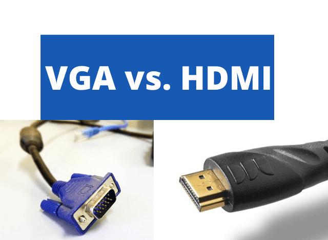 00 VGA vs HDMI