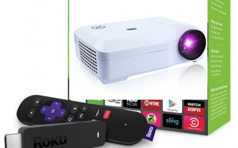 Can I Connect Roku to a Projector