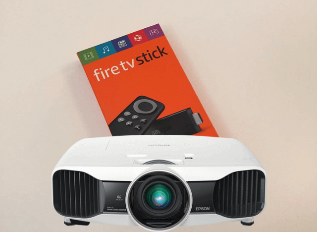 Can You Watch Your Amazon Firestick on a Projector