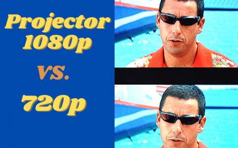 Projector 1080p vs 720p Which is Better