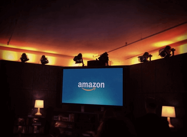 How to watch Amazon Prime on projector?