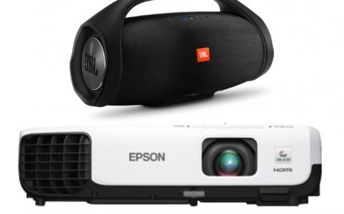 Best Bluetooth Speaker for Outdoor Movies