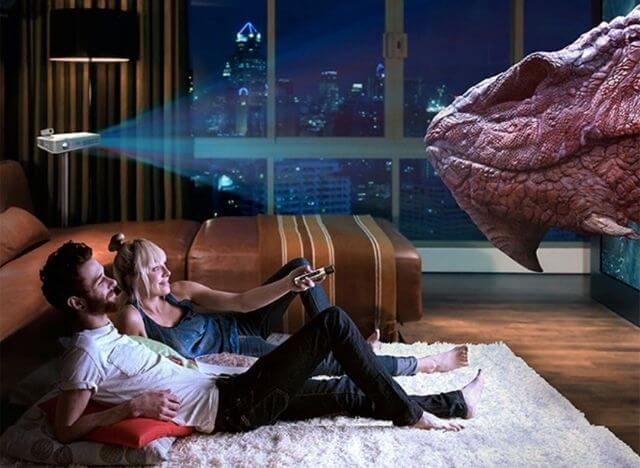 3D Movie Projector Technology