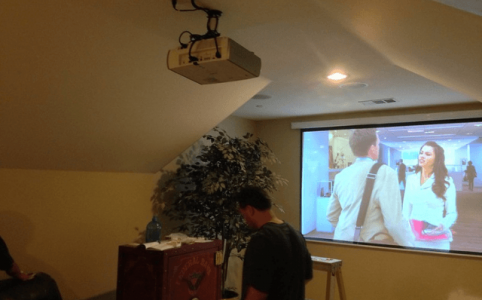 The Best Motorized Projector Screen