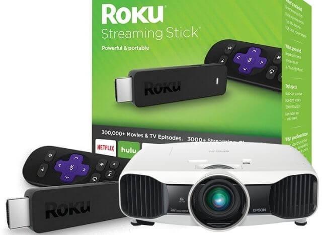 Best Roku for Projector
