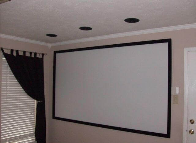 Best Color for Projector Screen
