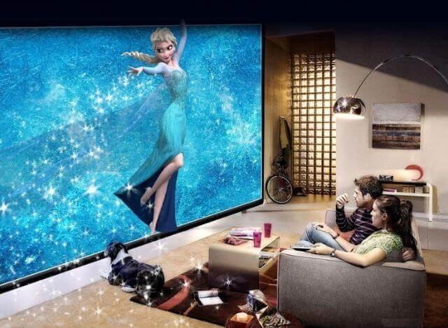 Why Do You Want to Watch TV with a Projector