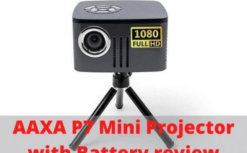 AAXA P7 Mini Projector with Battery review