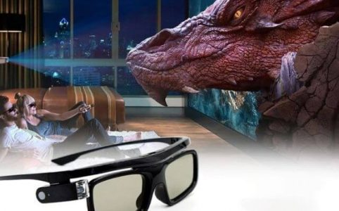 Best 3D Glasses for Projector