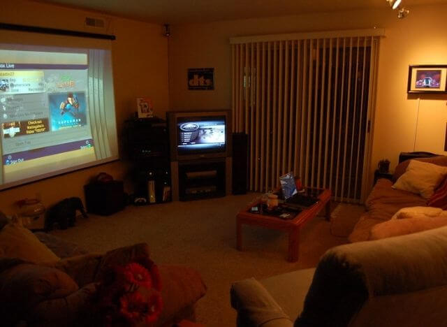 Can Projector Replace TV