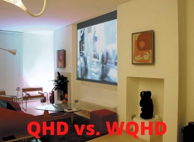 QHD vs WQHD