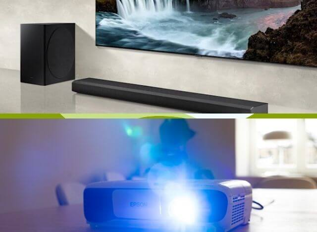 the Best Soundbar for Projector