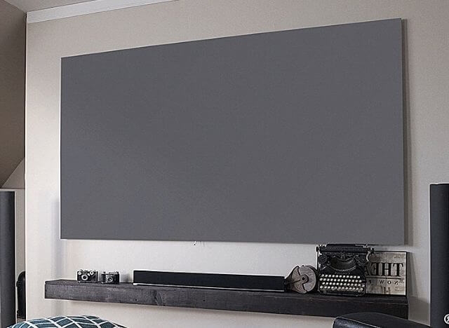 Best Fabric for Projector Screen