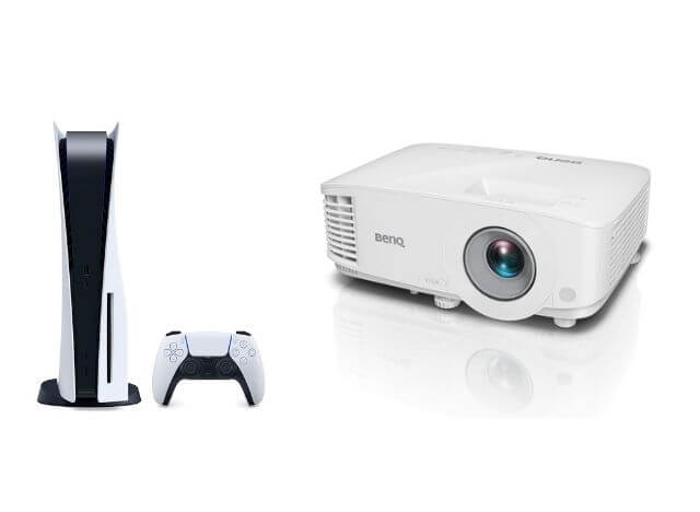 Can I Play PS5 on Projector