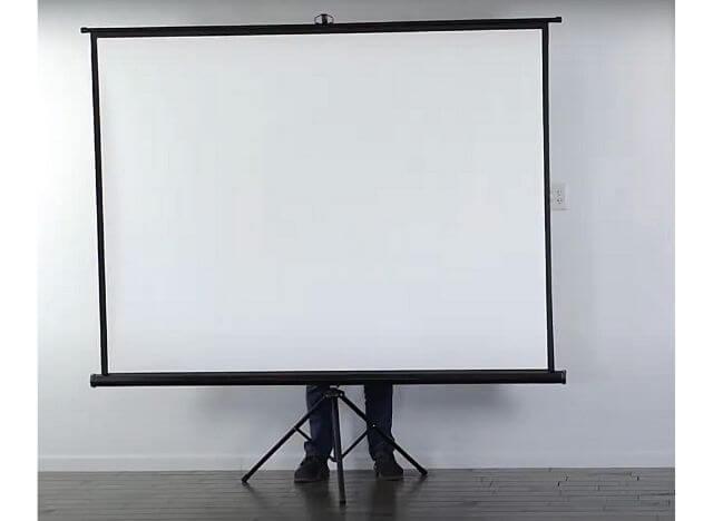 Best Tripod Projector Screen