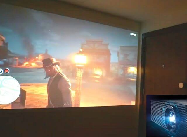 How Many Lumens Do You Need for a Gaming Projector