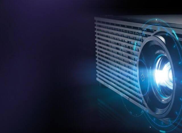 lumen in projector